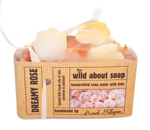 Wild About Soap-Dreamy Rose