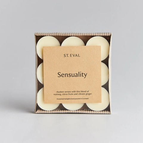 ST Eval Scented Tealights - Sensuality