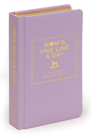 CBK MOMS One Line A Day 5YR Memory Journal