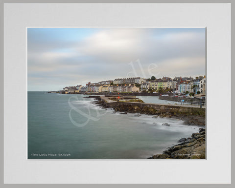 PRM Mounted Photo Print-Bangor Longhole