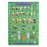 W&W Beer Lovers Jigsaw Puzzle