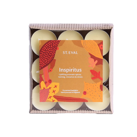 ST Eval Scented Tealights-Inspiritus