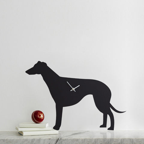 LC Greyhound/Lurcher Clock