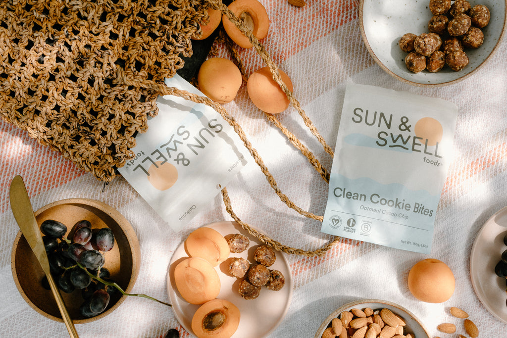 Sun & Swell Foods - Brand We Love at Ever Green Cloth