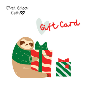 Ever Green Cloth eGift Card