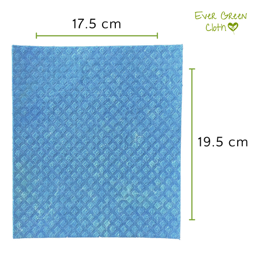 Swedish Dishcloth - Multicolor Ever Green Sponge Cloth