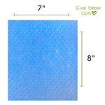Swedish Dishcloth - Ever Green Sponge Cloth  - Blue