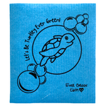 Swedish Dishcloth - Turtley Ever Green Sponge Cloth