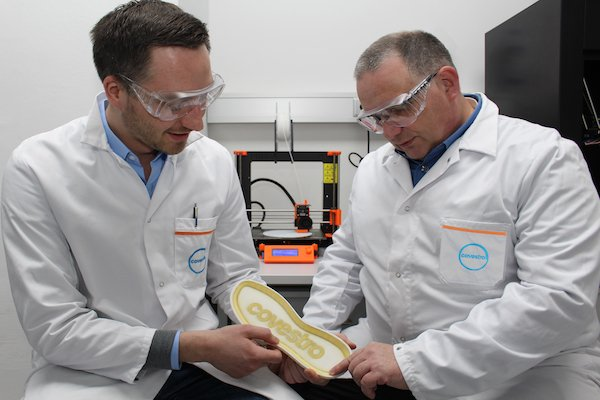 Covestro Helps Shoe Innovator