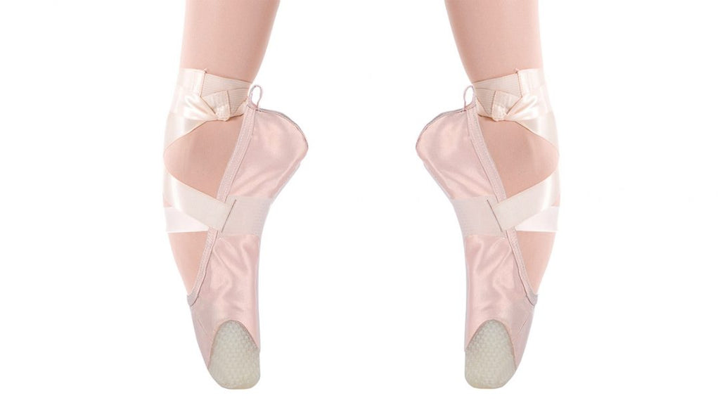 3D Printed Ballet Shoes
