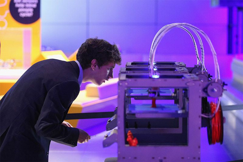 How 3D Printing May Be Used