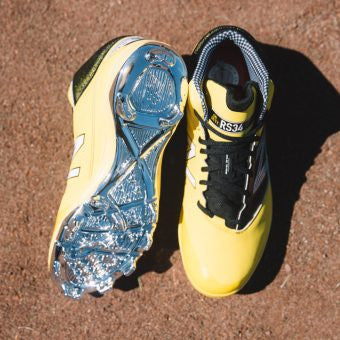 First Pro-baseball player 3D Printed Cleats
