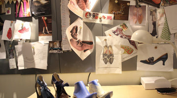 Shoe Designer And Students' Innovative Ideas