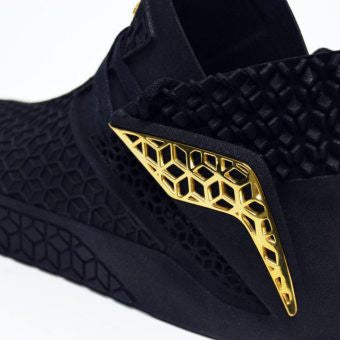 Designer Creates Entirely 3D Printed Shoes