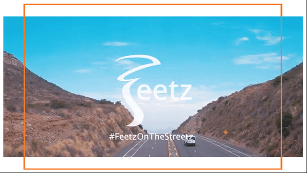 Feetz On The Streetz
