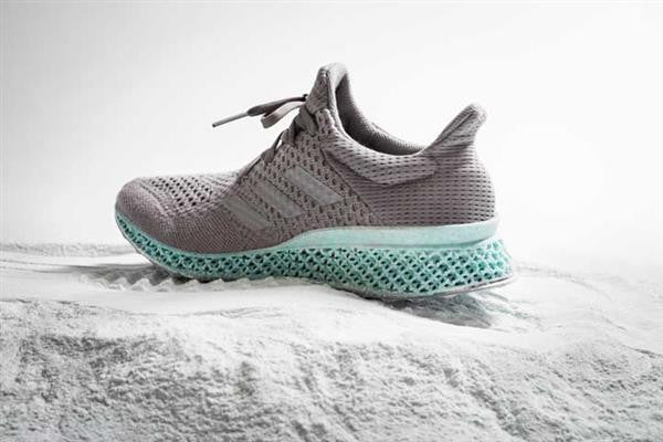 3D Shoes Made From Plastic Waste
