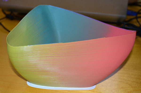 3D Printing In Multicolor