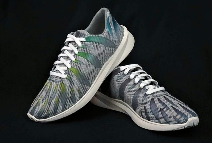 Voxel8 3D Shoe Uppers