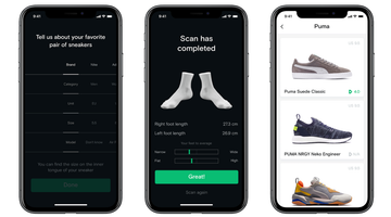 Neatsy desires to lessen sneaker returns with 3D foot scans