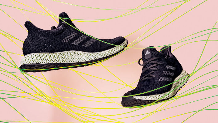 How Adidas Broke down The Code Of 3D-Printed Shoes?