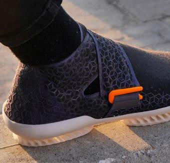 Polish students design eco-friendly 3D printed shoes & amp ; customization app