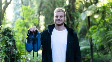 Rik Olthuis' Compostable Sneakers wins Dyson Award