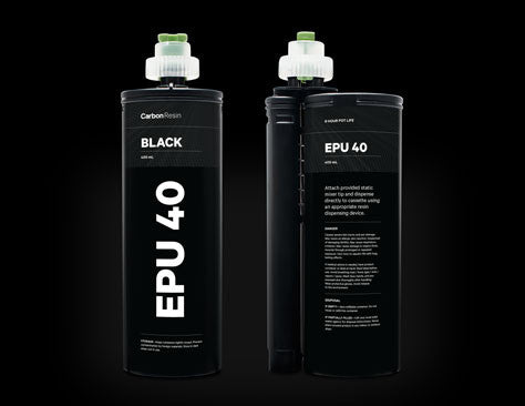 Material qualifications Carbon Resin - EPU