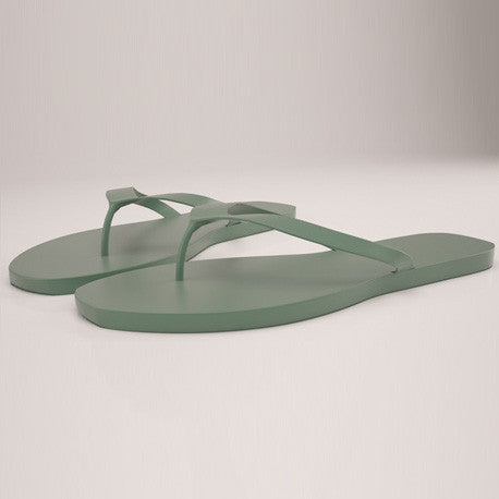 Basic Thong Sandal | 3D Shoe Model