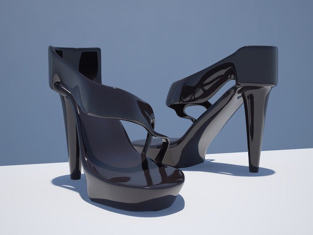 3DSHOES COM | 3D Printed Shoes | Reduce Waste | Reduce Costs