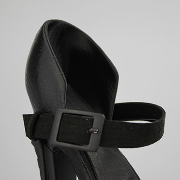 Detachable Heels Shoes - Designed by Michele Badia