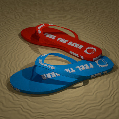 Bernie Sandals - 3D Digital Model | Bernie Sanders Shoes
