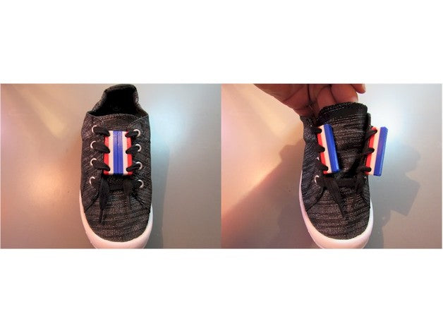 Magnetic Shoelaces by Volksswitch