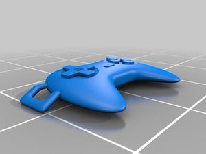 Video Game GamePad - Lace Lock (PopLace) - by ObjoyCreation