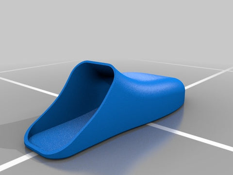 (Shoes) MySlips -- Durable Slip-on Shoes, 3D Printed by chandlersupple