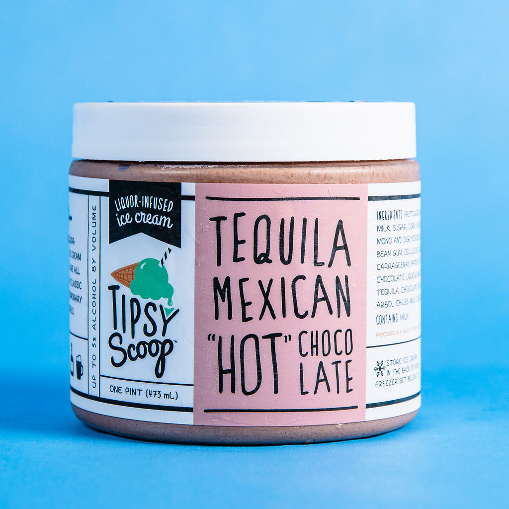 "TEQUILA MEXICAN ""HOT"" CHOCOLATE"