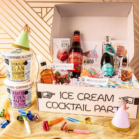 ice cream cocktail kit
