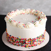 Cake Batter Vodka Martini Ice Cream Cake
