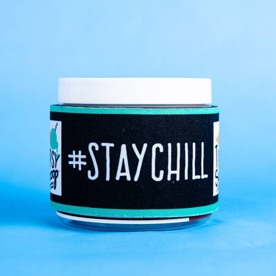 Stay Chill Pint Coozie