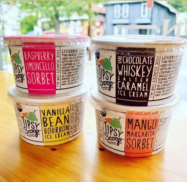Boozy Ice Cream Bundle