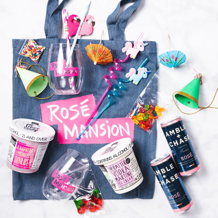 Rosé Mansion Cocktail Kit