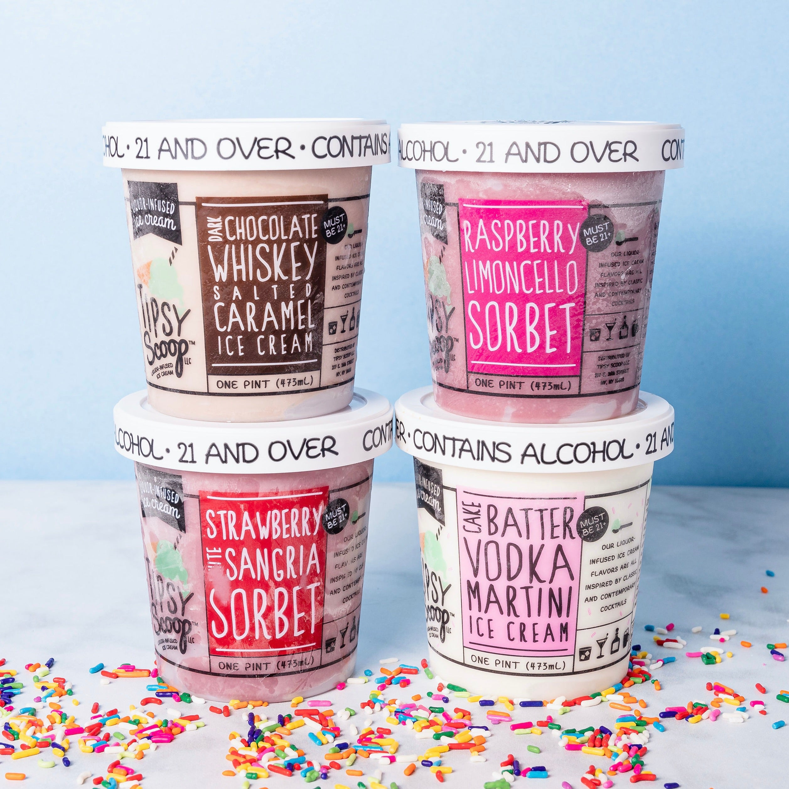 Mother's Day Boozy Ice Cream Pack