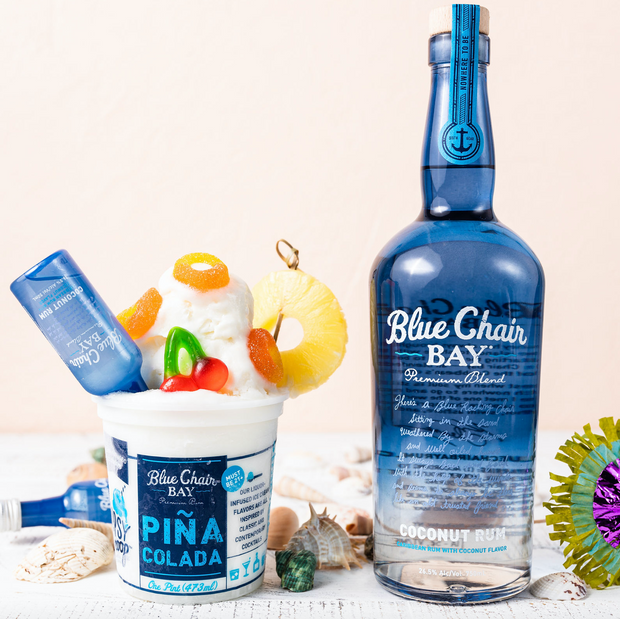 Blue Chair Piña Colada 3-pack