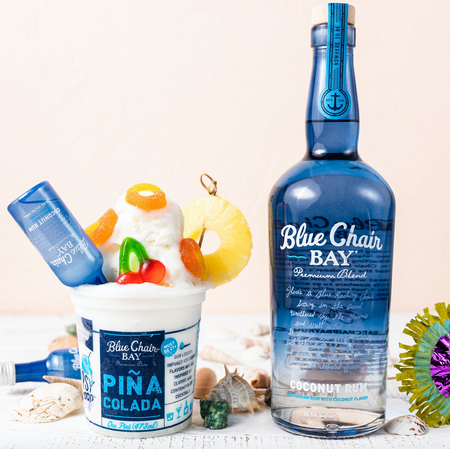 Blue Chair Bay  X Tipsy Scoop Piña Colada Day Cocktail Kit