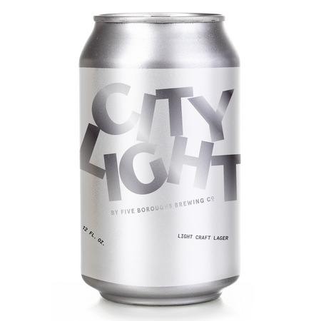 5 Boroughs City Lights Pilsner