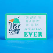 Tipsy Scoop E-Gift Card