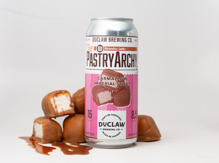DuClaw's The PastryArchy Carmallow