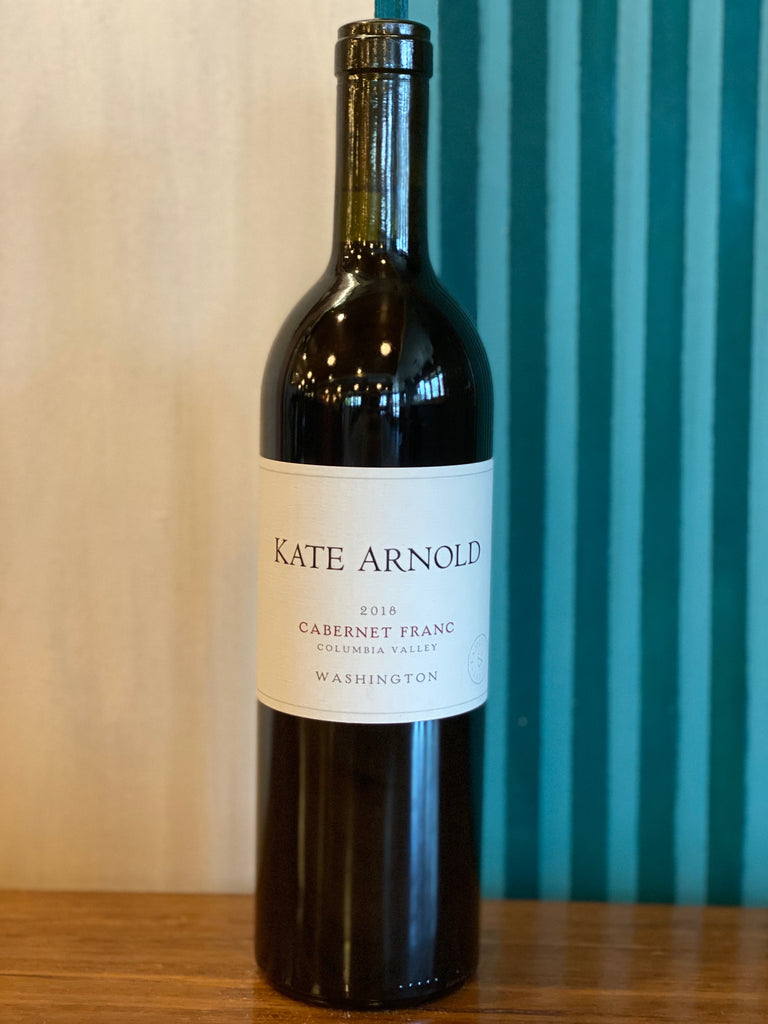 2016 Kate Arnold Wines, Cabernet Franc Columbia Valley