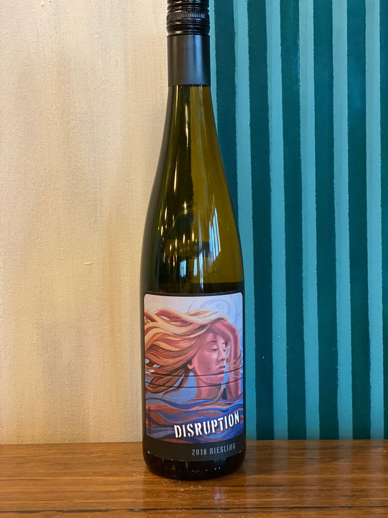 2018 Disruption Wines, Riesling Columbia Valley