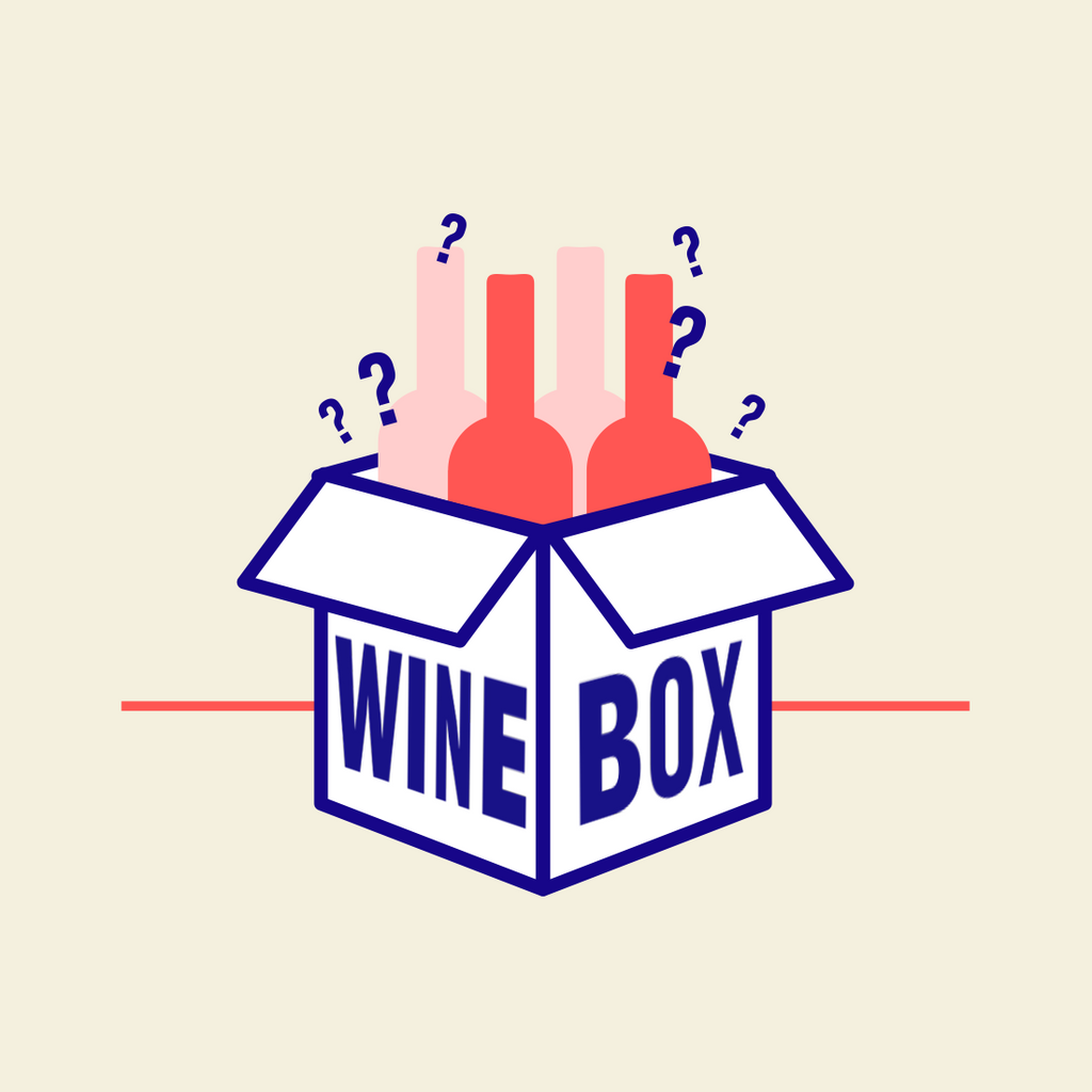 Surprise Wine Box
