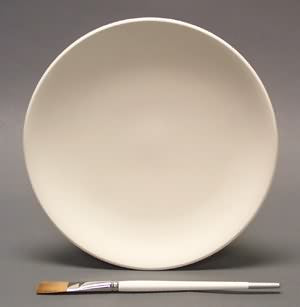 Family Salad Plates (smooth) 8